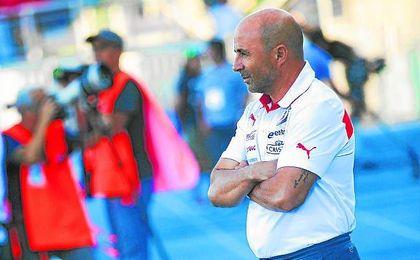 Los equipos de Sampaoli destacan por movilidad, agresividad, presión alta y búsqueda de la portería rival.
