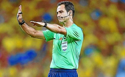 Velasco Carballo, vuelve de la Eurocopa