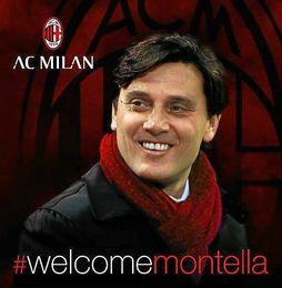 La web del club ´Rossoneri´ anuncia el fichaje de Montella.
