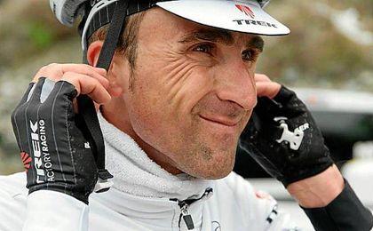 Haimar Zubeldia nació en Usurbil Gipuzkoa hace 39 años.