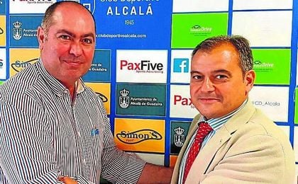 El Alcalá ha rubricado un acuerdo que puede resultar muy importante para su crecmiento.
