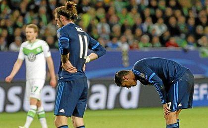 Bale y Ronaldo llegarán justos de preparación a la Supercopa de Europa.