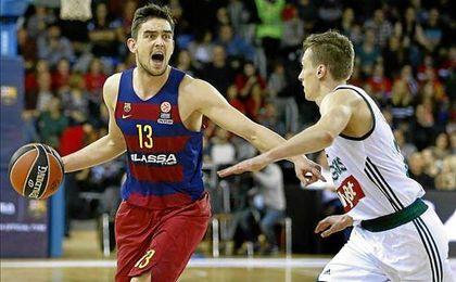 Satoransky abonará al FC Barcelona 1,5 millones de euros como cláusula para marcharse a la NBA.