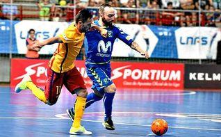 RTVE emitir� la Liga Nacional de F�tbol Sala tres temporadas m�s