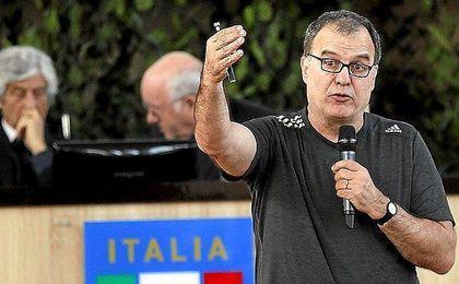 Bielsa llega a la Serie A