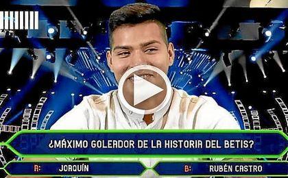 (Vídeo) ¿Cuánto sabe Nahuel Leiva del Betis?