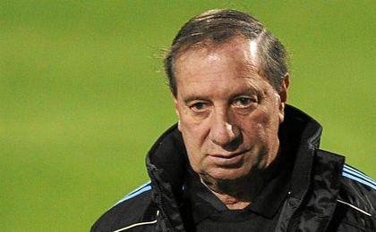 Bilardo dirigió al Sevilla en la década de los 90.