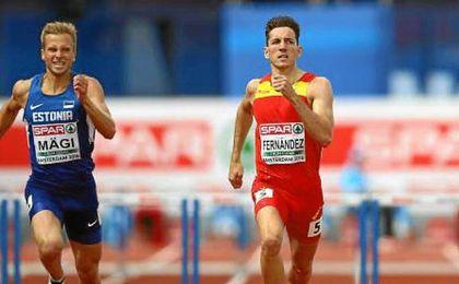 La de Fernández es la segunda medalla para España en estos Europeos de Amsterdam.