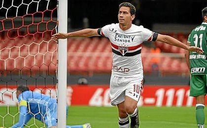 El brasile�o Ganso es una de las prioridades del Sevilla, que intenta convencer al Sao Paulo.