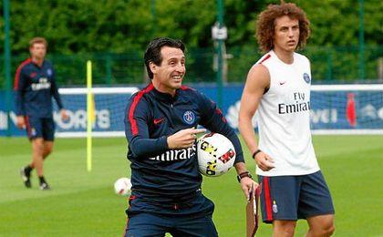Emery tiene ante sí el gran reto de llevar muy lejos, a ser posible hasta la final, al Paris Saint-Germain en la Liga de Campeones.