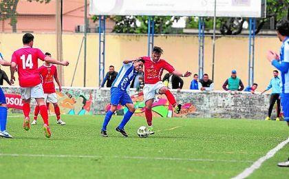 San José y Nervión revivirán el día 18 el emocionante partido jugado en mayo en el Antonio Puerta.