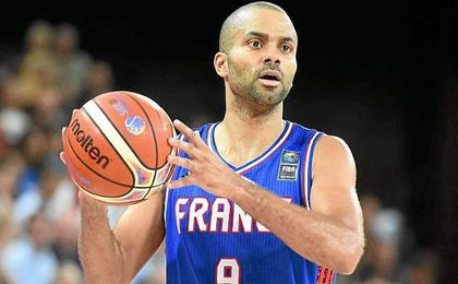 Francia est� en el Grupo A junto con Estados Unidos, Serbia, Australia, China y Venezuela.