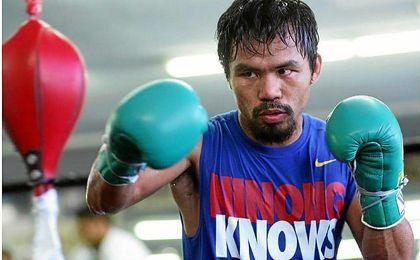 Manny Pacquiao habrá de combinar sus funciones políticas con el boxeo.