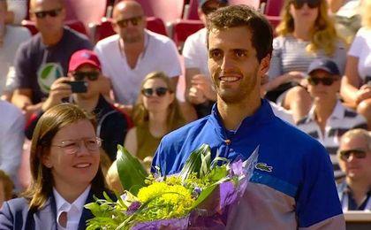 Albert Ramos ha logrado su primer título ATP en Bastad.