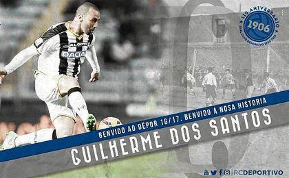 Guilherme, nuevo jugador del �D�por�.