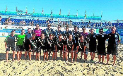 El equipo andaluz volvi� a coronarse como el mejor de Espa�a.