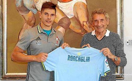 Roncaglia, nuevo jugador celtiña