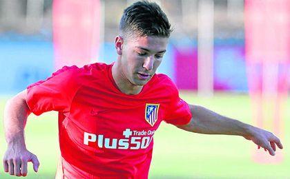 Luciano Vietto se debate entre el Barcelona y el Sevilla.