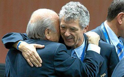 Villar pertenece al Ejecutivo de la FIFA.