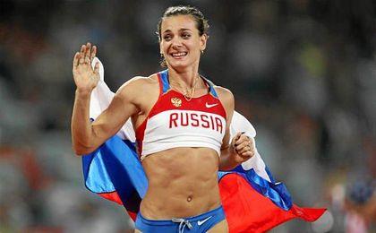 Isinb�yeva ha mostrado su desacuerdo con el TAS.
