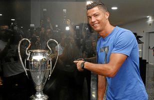 Cristiano Ronaldo se descarta para la Supercopa de Europa...