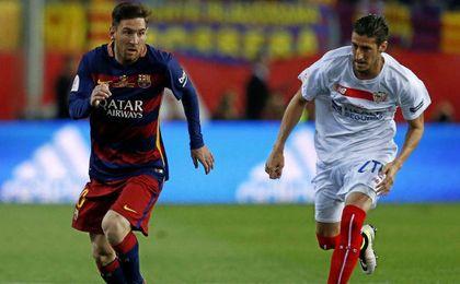 Messi llegará más rodado a la Supercopa.