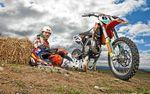 Jorge Prado debutar� en el Mundial de motocross con quince a�os