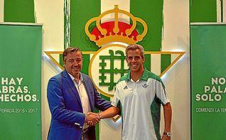 Luis Jara se une al ilusionante proyecto del Real Betis Futsal