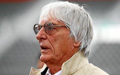 La suegra del magnate de la Fórmula 1 fue raptada el viernes.