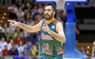 Oriola se despide del CB Sevilla: �La ciudad merece baloncesto de primer nivel�