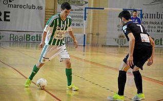 El Real Betis Futsal se despide de �Keko�