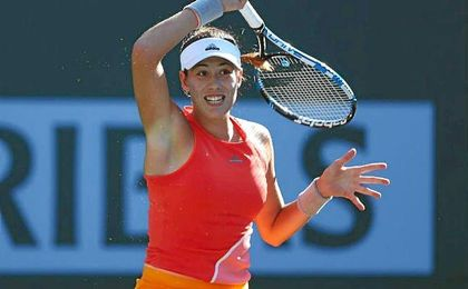 Muguruza, vigente campeona del Roland Garros, tuvo que abandonar a falta de algo m�s de una semana para la cita de R�o de Janeiro.
