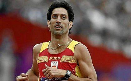 Antonio Reina ha participado en tres juegos olímpicos y cinco campeonatos del mundo.