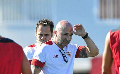 Sampaoli no se mueve del Sevilla.