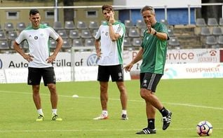 Marcos �lvarez avala a Zozulya: �Lo da todo por su equipo�