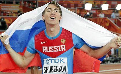 """Shubenkow, ganador de oro en metros vallas, participará en estos """"Juegos""""."""