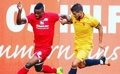 Mainz 0-1 Sevilla F.C: Victoria del Sevilla por la mínima. Así vivimos el partido