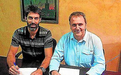 Berni Rodríguez se convirtió, de forma oficial, en el nuevo director deportivo del C.B. Sevilla, una noticia conocida desde que anunció su retirada de las canchas.