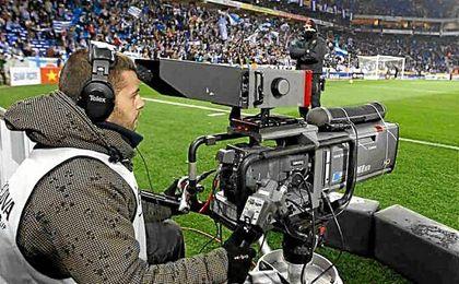 Los partidos de la División de Plata se podrán ver por el canal ´LaLiga 1l2l3 TV´.