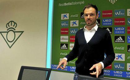 Westermann habla maravillas de su paso por el Betis.