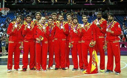 """""""Conseguir tres medallas seguidas es una cosa que nadie o poca gente puede decir""""."""