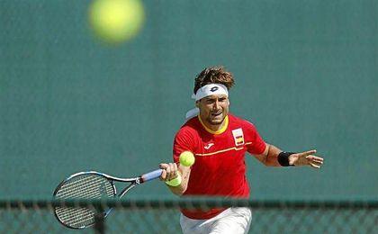 Ferrer disputará los dobles mixtos con Carla Suárez y los dobles con el castellonense Roberto Bautista.
