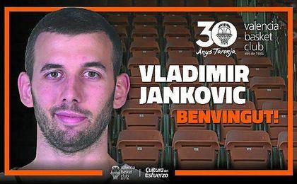 Jankovic firma por el Valencia.