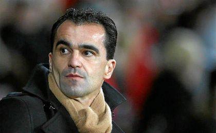 Roberto Martínez ha pasado por el banquillo del Swansea, Wigan y Everton.