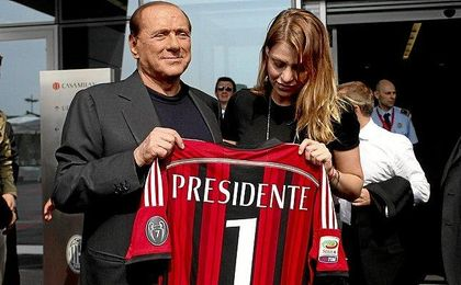Silvio Berlusconi dejar� de ser el due�o del Milan.