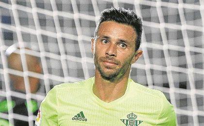 El ´24´ completó un ´hat-trick´ contra el Sporting de Portugal.