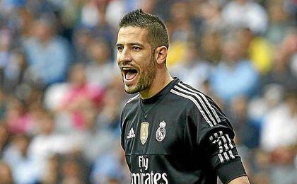 Kiko Casilla llegó al Real Madrid con 14 años desde su Tarragona natal.