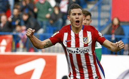 """Hernández: """"Estoy muy feliz por poder seguir en el club de mi vida"""""""