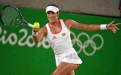 La ganadora de Roland Garros no tuvo rival.
