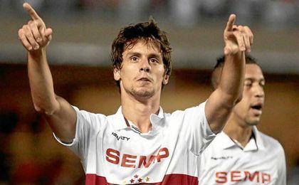 Rodrigo Caio ha pedido al Sao Paulo que lo deje salir.